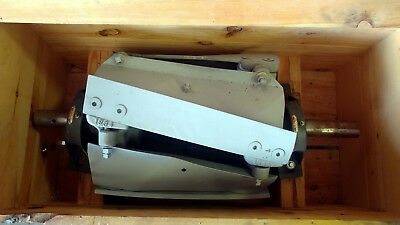 1 New 20 Shredder Blade Assembly For 20rc Industrial Shredder Nic Make Offer