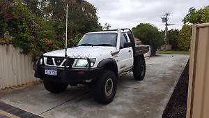 Patrol gu coil cab td42t Bassendean Bassendean Area Preview