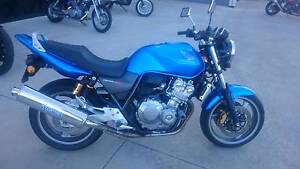 2008 Honda CB400 Excellent Condition Mount Louisa Townsville City Preview