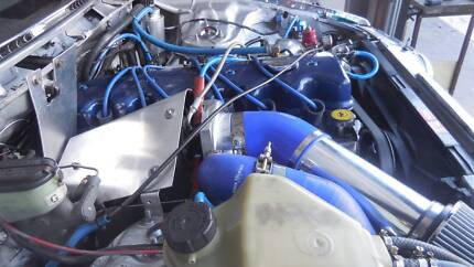 Ford ef el SRE engine and turbo set up Summerhill Launceston Area Preview