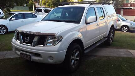 2010 NAVARA ST 2.5 TURBO DIESEL 4X4 CREW CAB AUTOMATIC Rochedale South Brisbane South East Preview