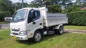 2015 HINO 300 SERIES 616 TIPPER LIKE NEW ONLY 2900KM LOTS EXTRAS Kellyville The Hills District Preview