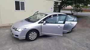 Quick sale honda civic 2007_70000 k Woolloongabba Brisbane South West Preview