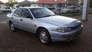 1996 Toyota Vienta Touring VCV10 3.0L V6 Sedan - Manual Waratah Newcastle Area Preview