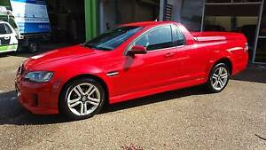2008 Holden Commodore SV6 Ute 3.6L 6 Cylinder -  Automatic Waratah Newcastle Area Preview