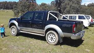Nissan Navara d22 turbo diesel wrecking 2006 model Crookwell Upper Lachlan Preview
