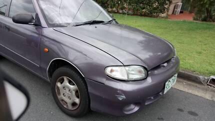 CAR Hyundai gxcel