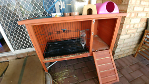 Guinea pig hutch and extras. South Guildford Swan Area Preview