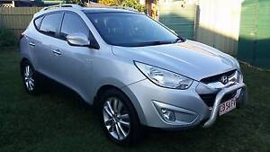 2011 Hyundai IX35 Wagon Strathpine Pine Rivers Area Preview