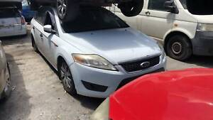 Wrecking Ford Mondeo 2010 Auto LX wagon Noble Park Greater Dandenong Preview
