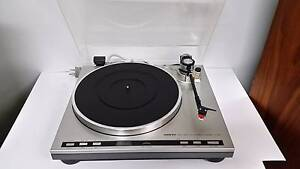 ONKYO CP-1027F AUTO RETURN DIRECT DRIVE TURNTABLE IN V.G.C. Coburg North Moreland Area Preview