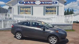2015 Ford Fiesta SE HEATED SEATS! BLUETOOTH VOICE COMMAND WITH U