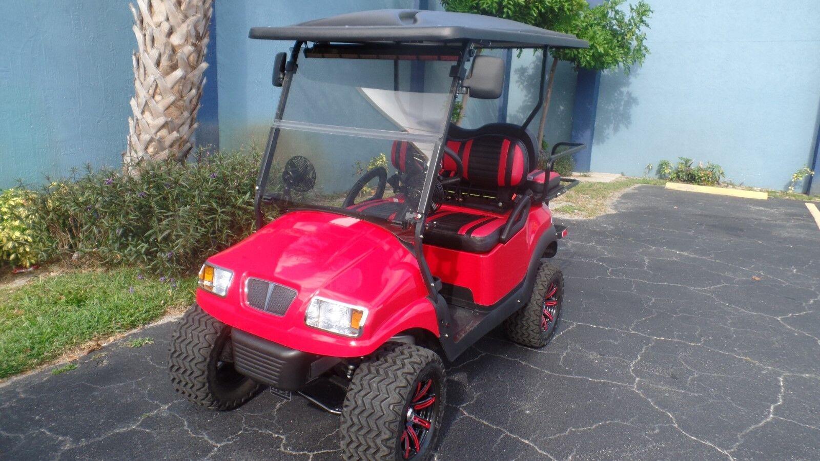 club car precedent golf cart new phantom body cowl set
