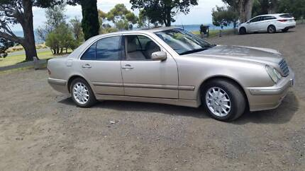 Mercedes E 280 Elegance Saloon Moolap Geelong City Preview