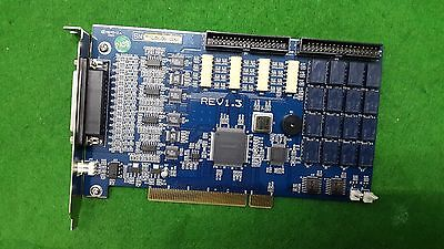Altera Cyclone P1gbv06-0069 Card Used