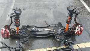 98-02 Camaro Firebird LS1 Engine Cradle K member Suspension Steering Brakes Arms