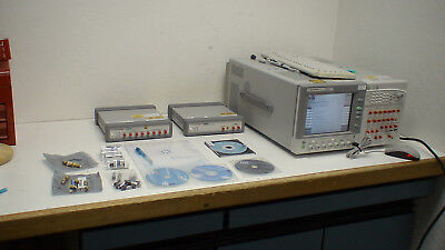 Agilent N4903B-L01 6.5 Gb/s J-BERT High-Performance Serial BERT