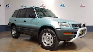 1996 Toyota RAV4 SUV North St Marys Penrith Area Preview