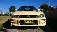 1998 CLUB SPEC WRX GC8 73K GENUINE KMS, 06 WRX ENGINE + MORE Chester Hill Bankstown Area Preview