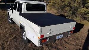 Tray for Landcruiser 79 Series 2015
