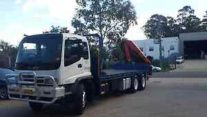 Crane trucks for hire Sydney City Inner Sydney Preview
