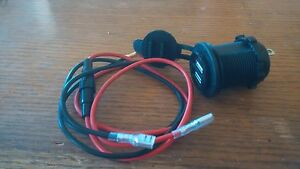 new dual usb charger Kitchener / Waterloo Kitchener Area image 1