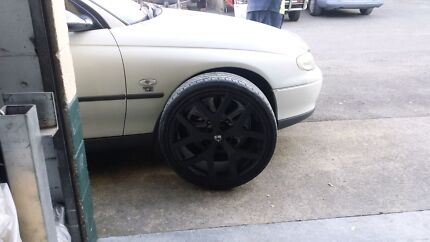 20 Inch G8s 5 x 120 Stud Pattern Fit Holden Penrith Penrith Area Preview