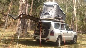 James Baroud Espace Evo + Foxwing Awning +  Heavy duty roof racks Toowoomba Toowoomba City Preview