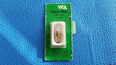 Original Welch Allyn 08400u Replacement Lamp 2.5v F17200