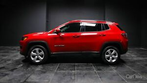 2017 Jeep Compass North LEATHER | BACK UP CAM | PARKING SENSO...