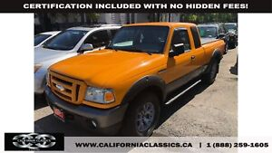 2008 Ford Ranger FX4 LEATHER! LOADED! - 4X4