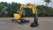 2006 CATERPILLAR 308C STEEL TRACKED EXCAVATOR Chevallum Maroochydore Area Preview
