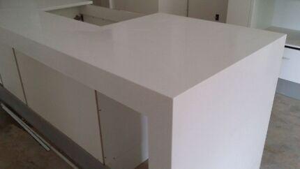Modern Stone Benchtops - CeasarStone,Quantum Quartz,Marble,Granite etc Moorebank Liverpool Area Preview