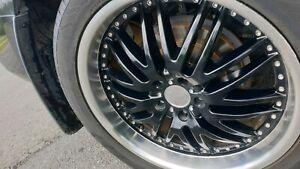 Black Mazda cx7 2011