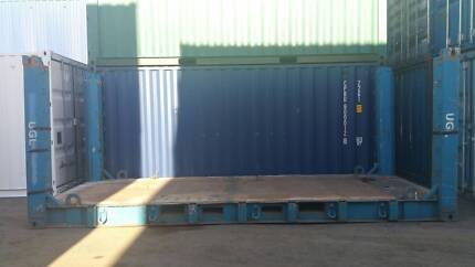 20ft Sea Shipping containers Flat Racks Maddington Gosnells Area Preview