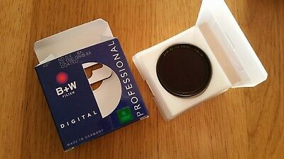B+W 43mm ND 0.9 3BL 8x (103) F-PRO Neutral Density Filter , used for sale  Much Wenlock