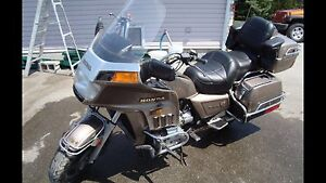 1989 Honda Goldwing aspencade