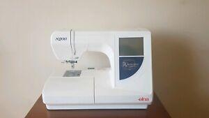 Elna 8200 Xperience Embroidery Machine