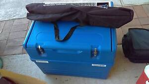 Dometic 50L RC 1180 Fridge/Freezer and WAECO stand to suit Beerwah Caloundra Area Preview