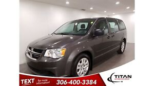 2015 Dodge Grand Caravan SE|7Pass|Automatic