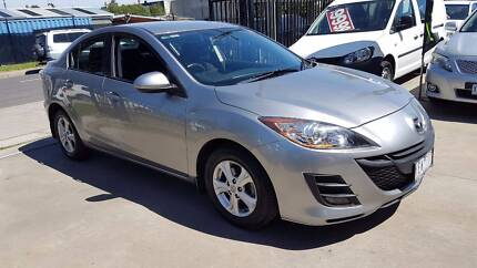 2010 Mazda 3 Maxx Sedan AUTO Williamstown North Hobsons Bay Area Preview