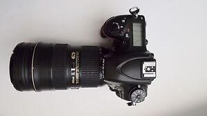 Nikon D750 with 24-70 2.8(shuttle count 29564 )
