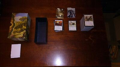Lorwyn Box 2 Dividers 522 cards Hunted Lammasu Earth Surge Novijen Sages mtg