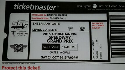 2015 Australian FIM Speedway Grand Prix Merewether Newcastle Area Preview