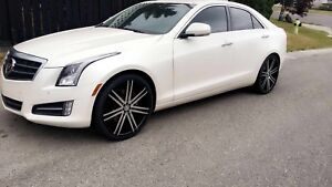 PREMIUM AWD Cadillac Mint Condition Fully Loaded