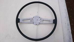 Valiant Charger 2spoke Vh-Vj steering wheel Warroo Forbes Area Preview