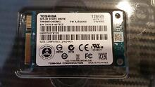 Toshiba M.Sata SSD 128 GIG drive for laptop / utrabooks Ryde Ryde Area Preview
