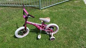 Kids Bike with training wheels Heathcote Sutherland Area Preview