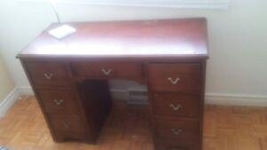Antique desk reduced price