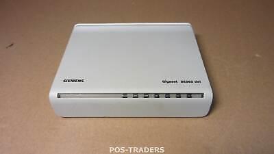 Siemens Router Gigaset SE565 dsl LAN 100Mbit, 4-Port Switch EXCL PSU